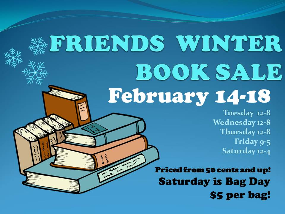 JPEG LIBRARY BOOKSALE february 2017