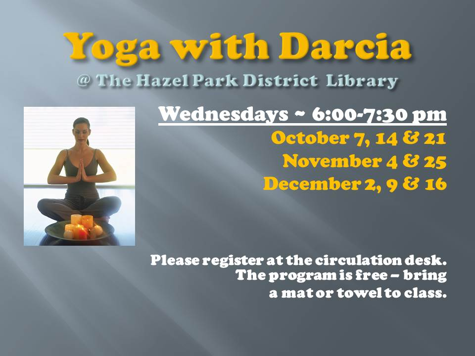 JPEG  YOGA @ THE LIBRARY fall 2015